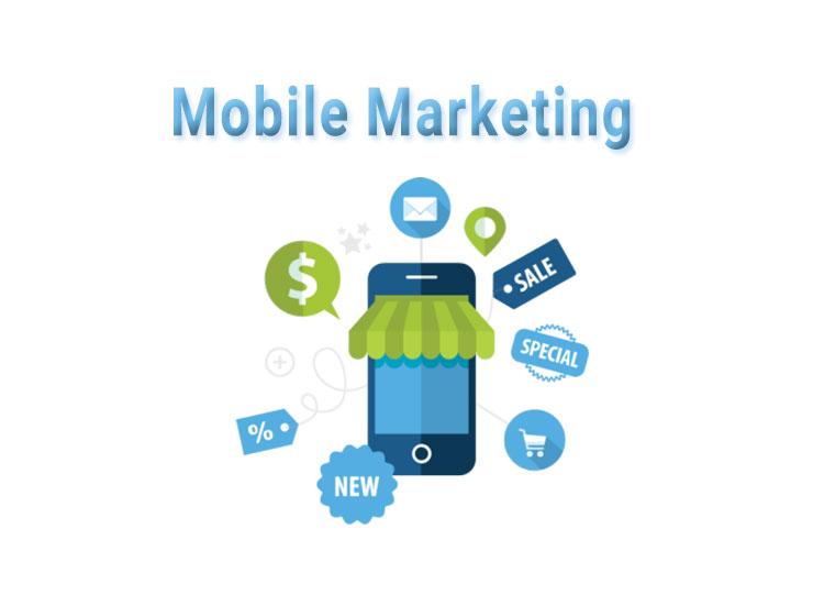 موبایل مارکتینگ (Mobile Marketing) یا بازاریابی از طریق موبایل